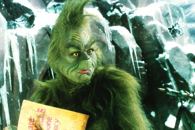 28. The Grinch