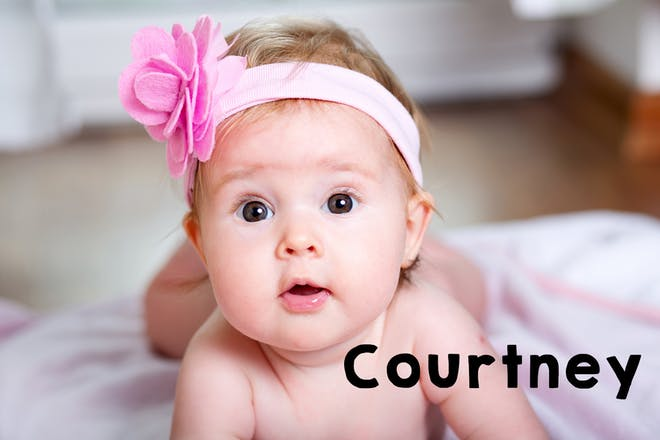 Courtney baby name