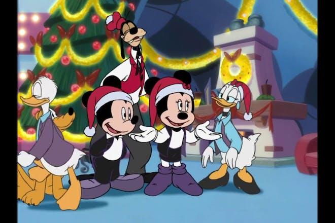Mickey's Magical Christmas movie still