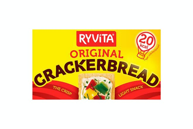 Ryvita crackerbread original
