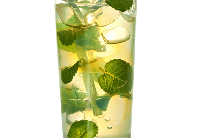 32. Ice Mint Tea