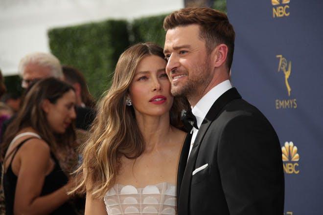 10. Jessica Biel and Justin Timberlake