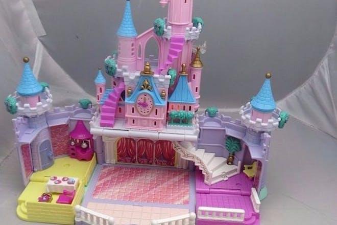 Polly Pocket Princess Castle