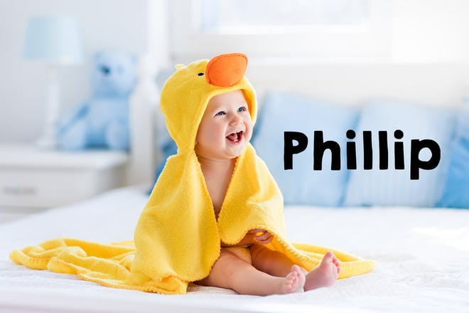Phillip baby name