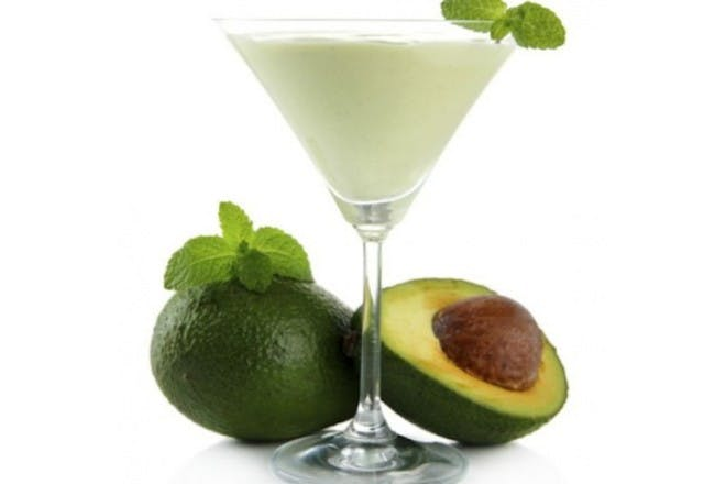 12. Avocado smoothie