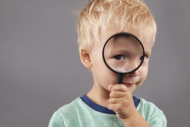 6. Have an indoor treasure hunt