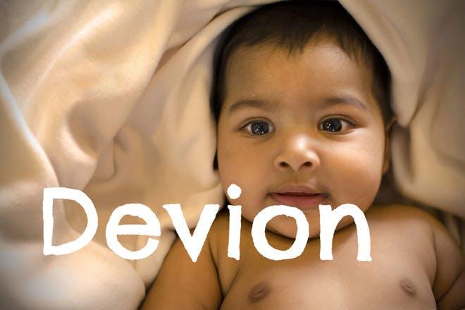 Baby name Devion