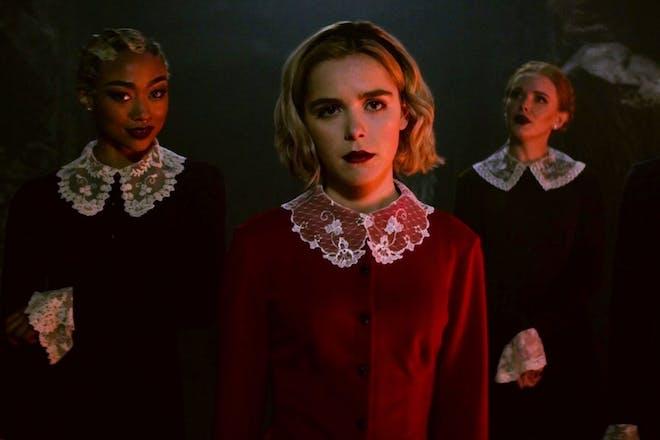 5. Chilling Adventures of Sabrina: Part Three