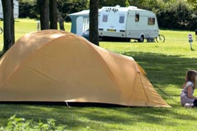 Scarborough Camping and Caravanning site