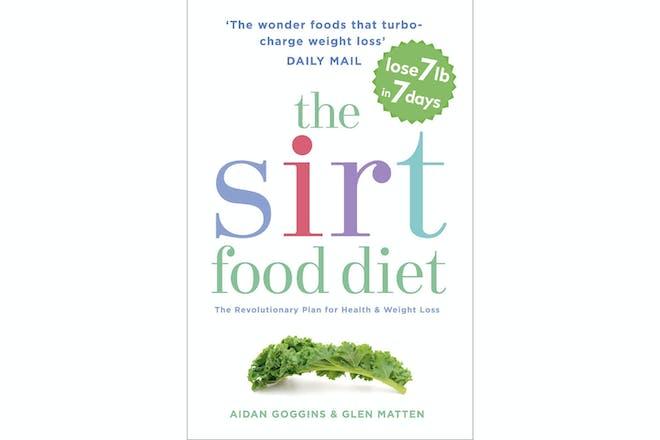Sirt Food Diet book