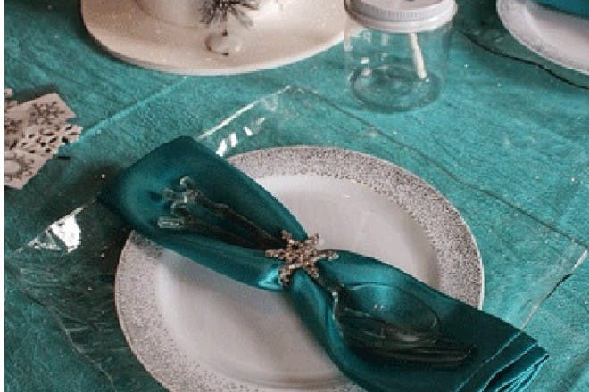 Frozen party and craft ideas