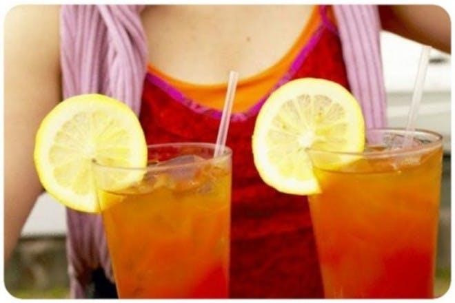 18. Iced Tea