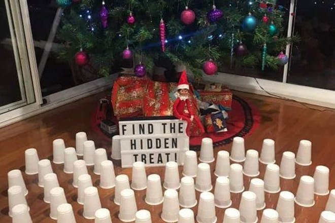 64. Find the hidden treat