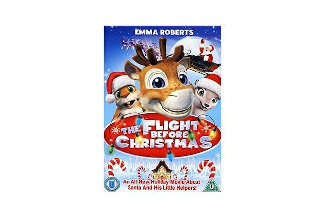 Flight Before Christmas poster