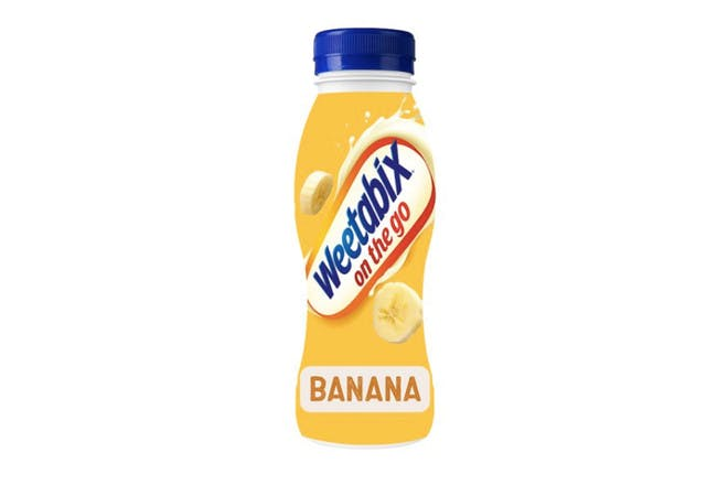 87. Weetabix On The Go Banana Drink