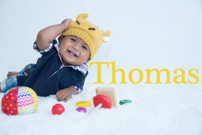 Thomas - Easter baby names
