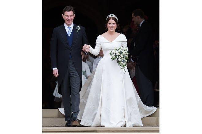 Princess Eugenie's wedding to Jack Brooksbank