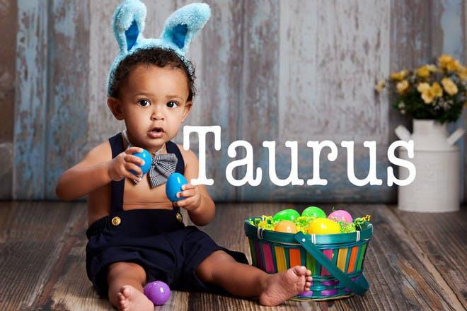 Taurus - Easter baby names