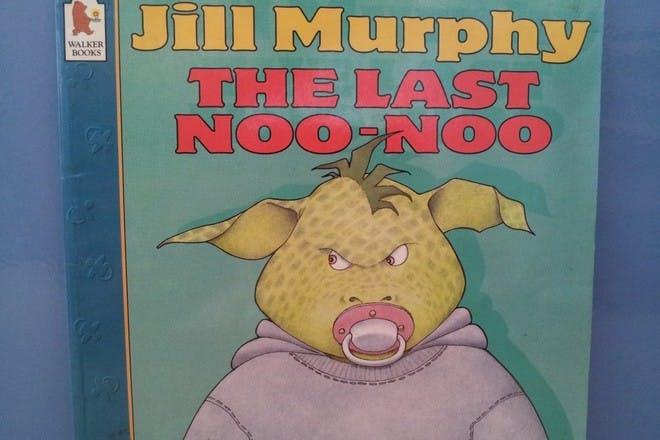 the last noo noo by jill murphy book