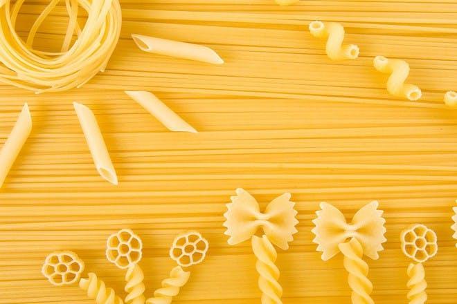 7. Make pasta pictures