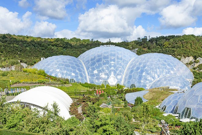 2. Eden Project, Cornwall