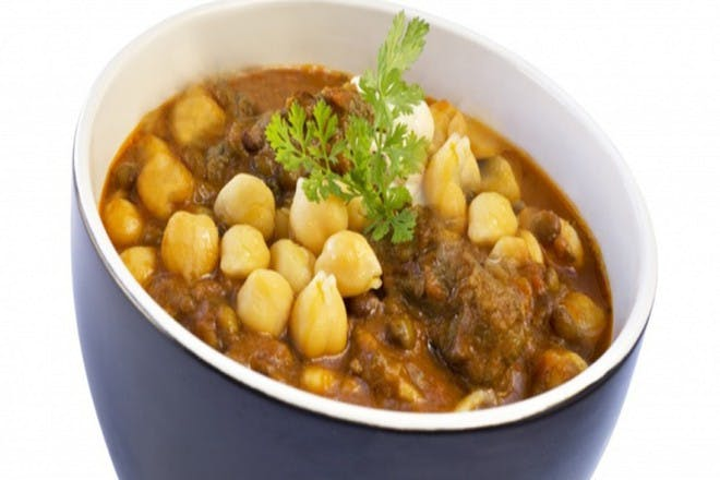 15. Turkish lamb and chickpea stew