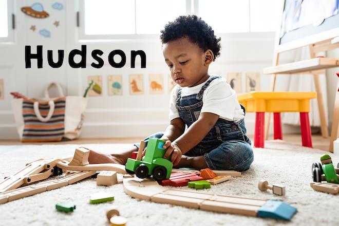 Hudson baby name