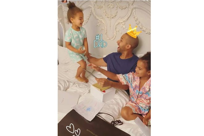 Marvin Humes Father's Day