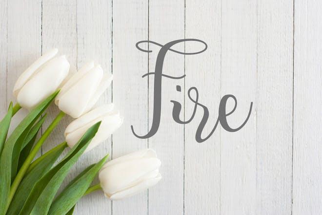 22. Fire
