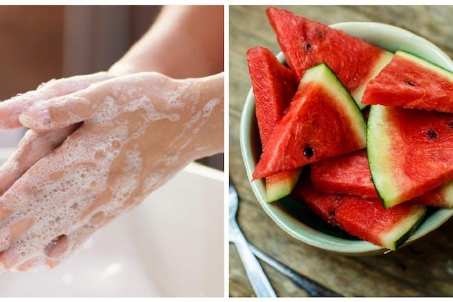 Hand wash / watermelon
