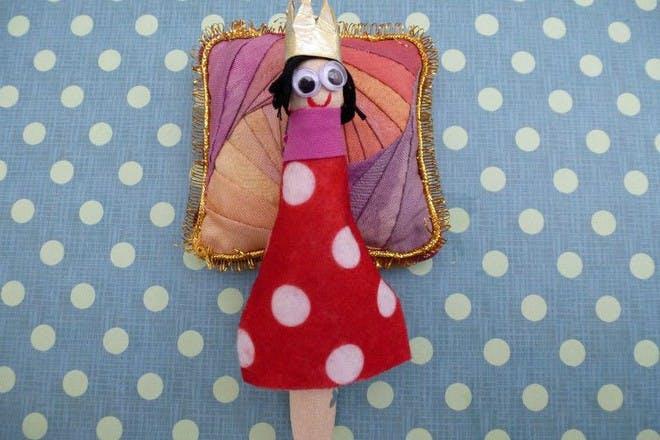 peg puppet