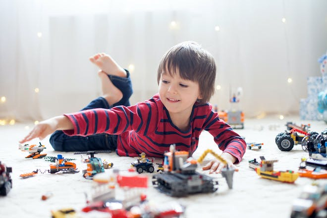 10. Anything the kids can't play with WITHOUT an adult