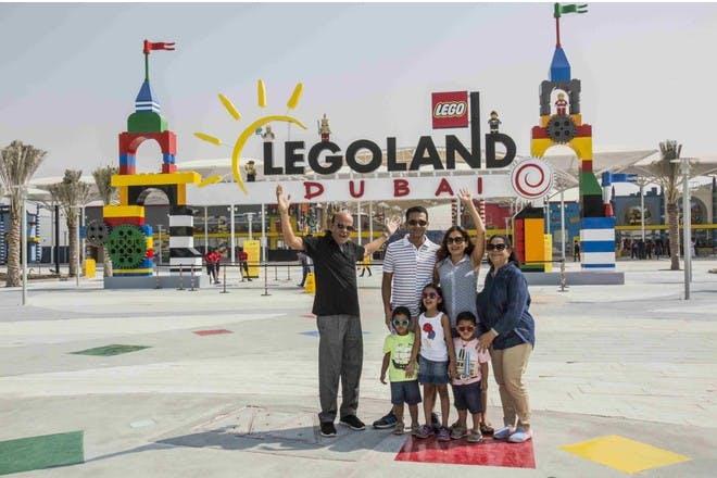 7. LEGOLAND Dubai