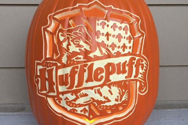 The Harry Potter-themed pumpkins everyone's loving