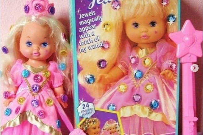 11. Little Miss Magic Jewels