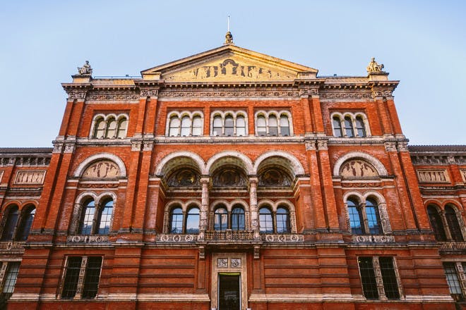 20. Take a family trail adventure at the V&A, London