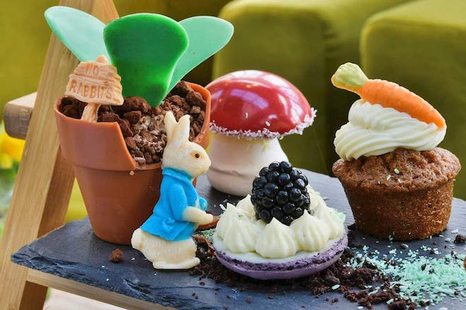 Peter Rabbit Afternoon Tea, The Dilly