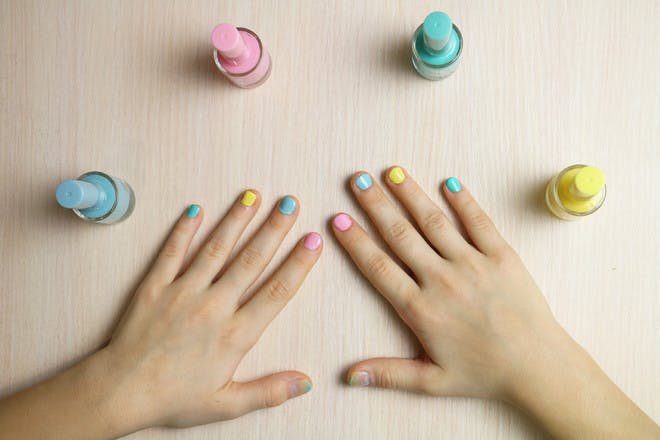 14. Painted your nails