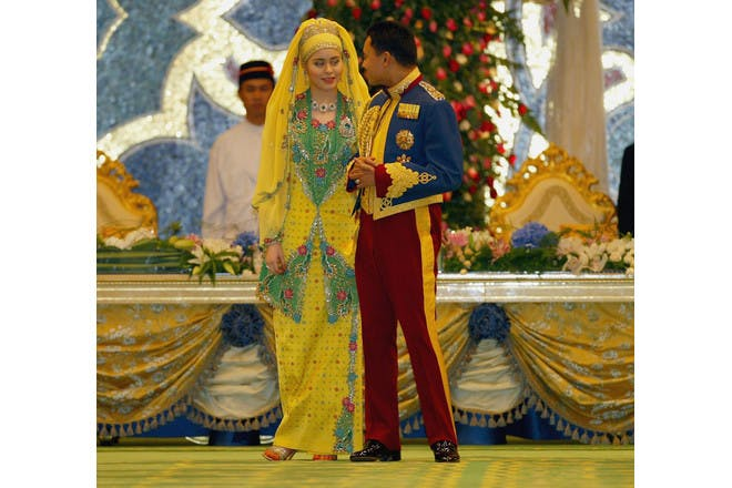 17. Princess Sarah of Brunei