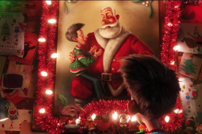 6. Arthur Christmas