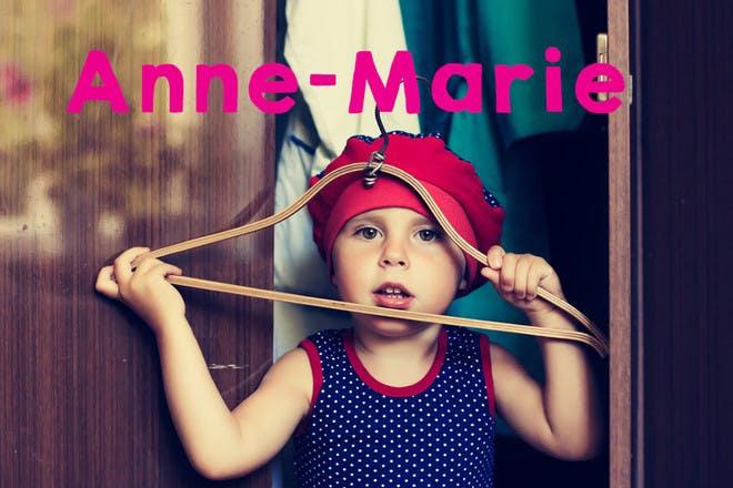 3. Anne-Marie