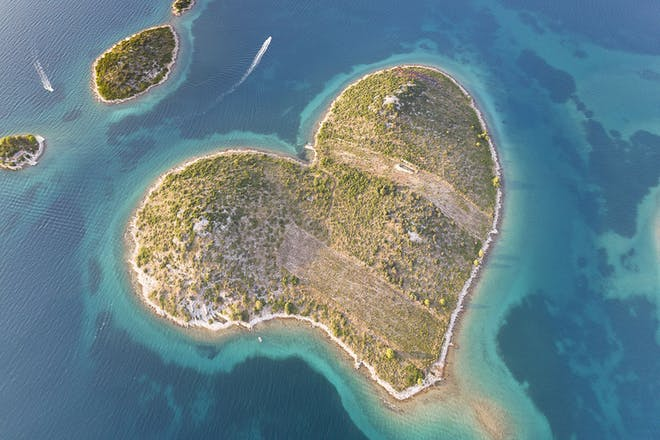 Island heart
