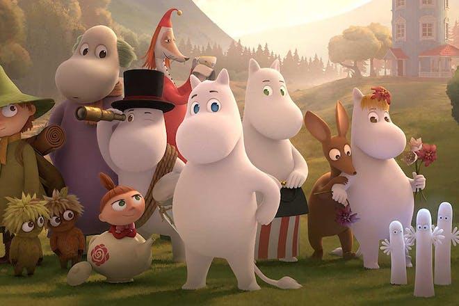 15. Moominvalley: Season 2