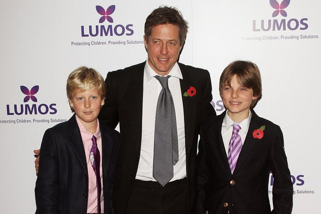 Hugh Grant sons