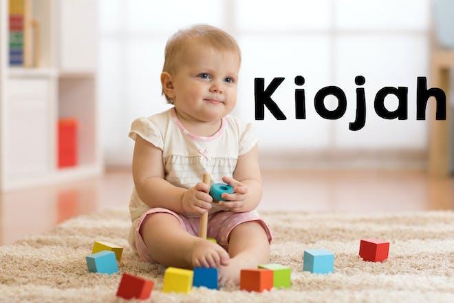 Kiojah baby name