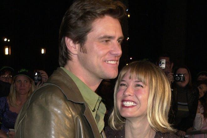 33. Jim Carrey and Renée Zellweger