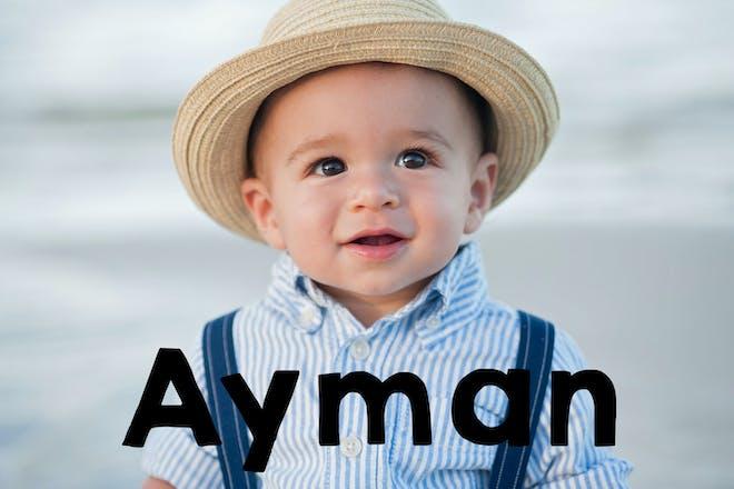 Ayman baby name