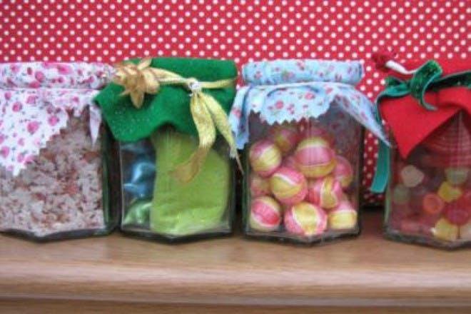 Sweet sweetie jars