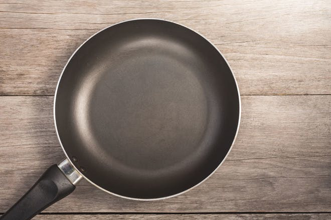 10. Teflon pans – replace every three to five years
