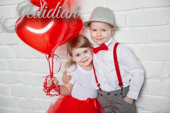 Jedidia name love